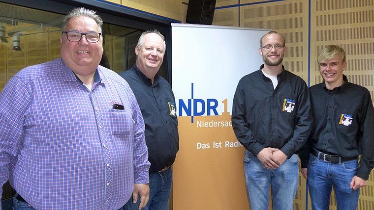SOB in der NDR 1 Plattenkiste
